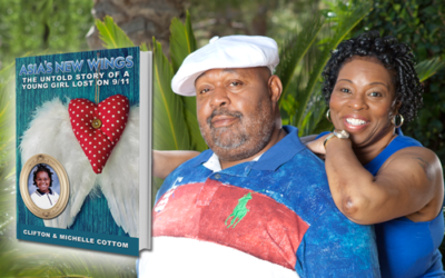 Michelle and Clifton Cottom Gear up for the Re-Launch of Their Book 'Asia's New Wings'