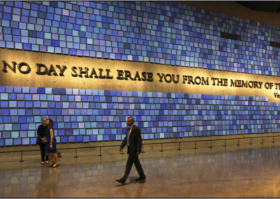 911 Memorial Museum Quote