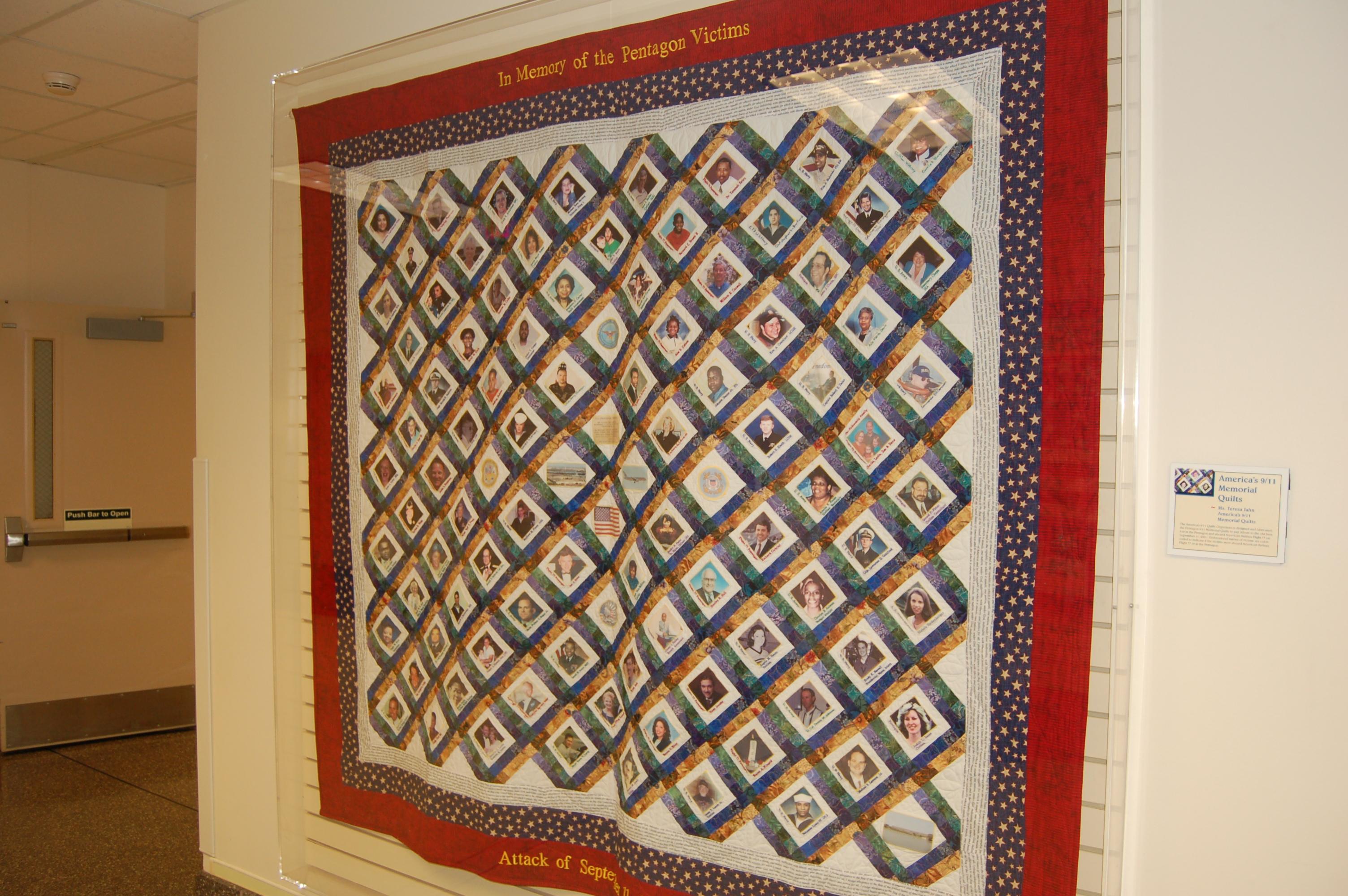 America's 911 Memorial Quilt 2