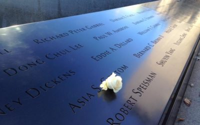 Moments Of Silence, Reading Of Names Mark 14th Anniversary Of Sept. 11 Attacks